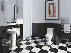 Керамическая плитка М-Квадрат Таурус белая 121500 (25*40) *, фото 3