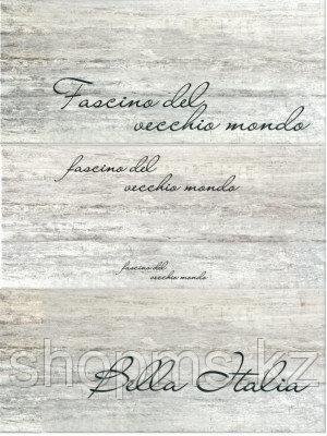 Керамическая плитка PiezaROSA Граффито декор панно 3 плитки 367671 (60*45*8)