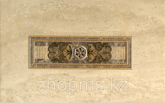Керамическая плитка PiezaROSA Империал декор беж 343761 (25*40*8), фото 2