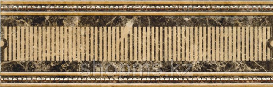 Керамическая плитка PiezaROSA Империал бордюр беж 273761 (25*8*8), фото 2