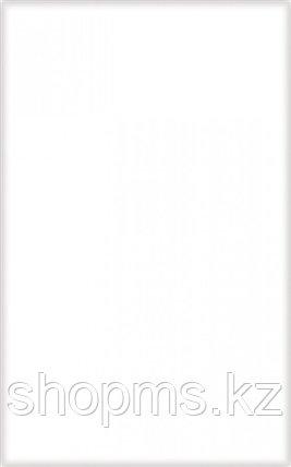 Керамическая плитка М-Квадрат Моноколор белая 120000 (25*40), фото 2