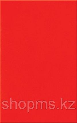 Керамическая плитка М-Квадрат Моноколор красная 120042 (25*40) *, фото 2