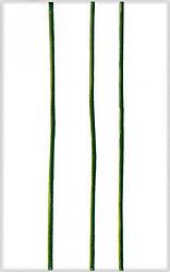 Керамическая плитка М-Квадрат Моноколор декор стебель 340023 (25*40) *