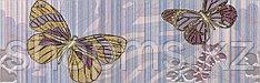 Керамическая плитка PiezaROSA Фридом бордюр сирен. 274081 (25*8*8)