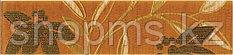 Керамическая плитка М-Квадрат Гардения бордюр золотой 271661 (25*6) *