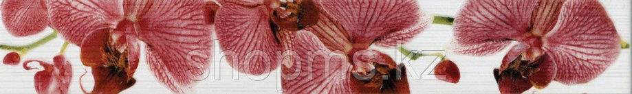 Керамическая плитка PiezaROSA Фиори бордюр орхидея 267081 (40*6), фото 2