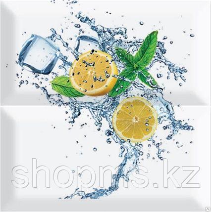 Керамическая плитка PiezaROSA Биселадо Лимон 2 плитки 325502/1 (20*20*8) *, фото 2