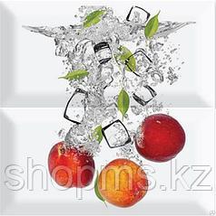 Керамическая плитка PiezaROSA Биселадо Персики 2 плитки 325504/1 (20*20*8) *