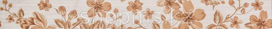 Керамическая плитка GRACIA Fabric beige border 01 (65*600)****, фото 2