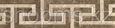 Керамическая плитка GRACIA Saloni brown border 02 (300*75)