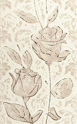 Керамическая плитка GRACIA Fiora white decor 01 (250*400)