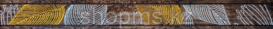 Керамическая плитка GRACIA Foresta brown border 01 (600*65), фото 2