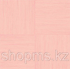 Керамический гранит М-Квадрат Моноколор розовый 720041 (33*33) *