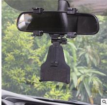 Автомобильный держатель для телефона на зеркало заднего вида