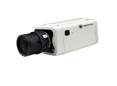 Видеокамера Optimus IP-P123.0(CS)D, фото 2