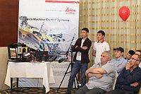Празднование 20-летия Leica Geosystems с нефтяной столице РК Атырау