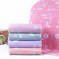 Детское полотенце одеяло