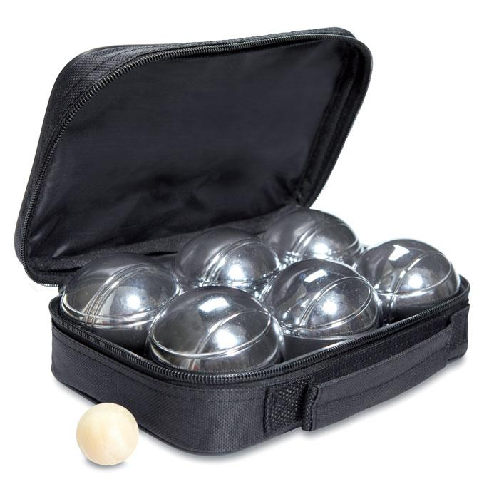 Игровые мячи из металла 6 штук