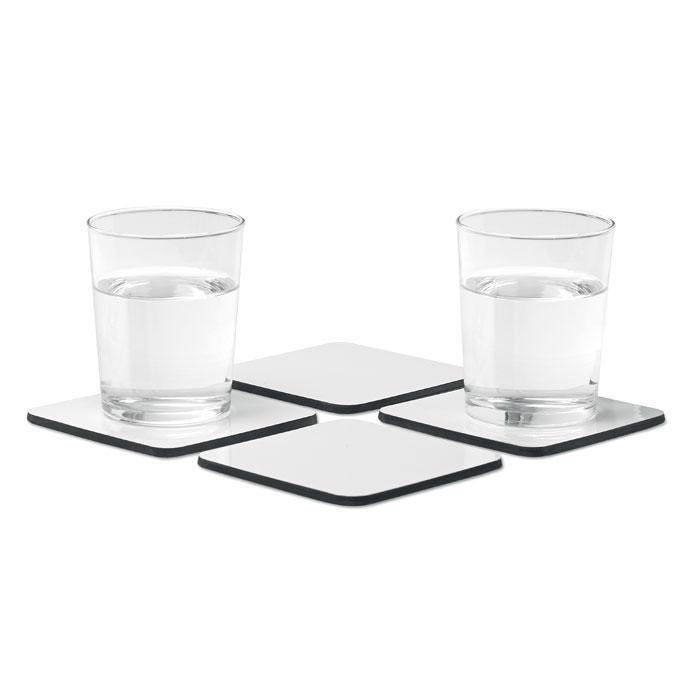 Набор подставок для стаканов