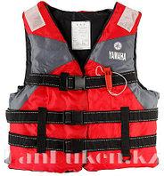 Спасательный жилет YAMAHA (жилет ямаха) красный