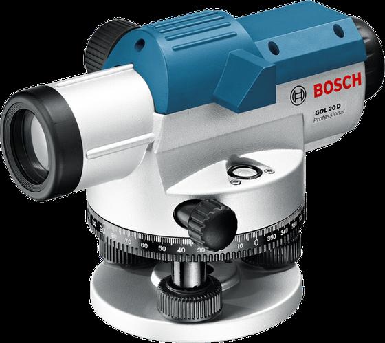 Оптический нивелир Bosch GOL 20 D Professional, 0601068400