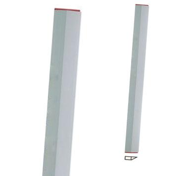 Правило алюминиевое 1,5m, (1.15x100x18) ORIENT