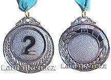 Медаль рельефная 2-е место (серебро)