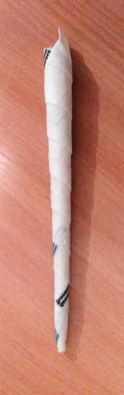 Свечи ушные Лен, 18 см