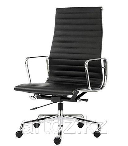 Кресло Eames Aluminium High (Black), фото 2