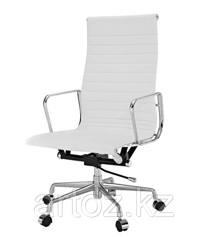 Кресло Eames Aluminium High (white), фото 2