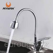 Смеситель гибкий для кухни MYNAH 5201