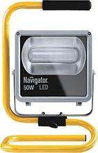 LED Прожектор 50w-4000K-IP65 (71 322) NAVIGATOR (Переносной)