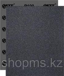 Бумага наждачная водостойкая, на латексной основе, силикон-карбидная, Профи, 230х280 мм, 10 шт. Р 36