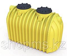 Емкость для подземной установки 2000л.  (2200*1350*1100)