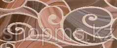 Керамическая плитка GRACIA Arabeski venge decor 01(250х600)