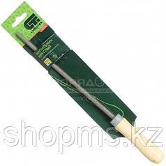 Напильник 150 мм, круглый деревянная ручка//СИБРТЕХ