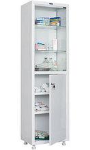 Медицинский шкаф для медикаментов МД 1 1650/SG Размеры: 1720x500х320