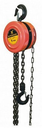Таль ручная цепная HSZ--Е г/п 5 тн (Н = 9 м) КНР, фото 2