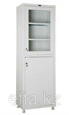 Шкаф медицинский для медикаментов с рамкой MD 1 1760R Размеры: 1810х600х400 мм