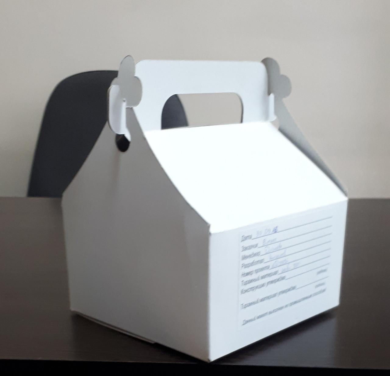 Коробочка для подарков на заказ