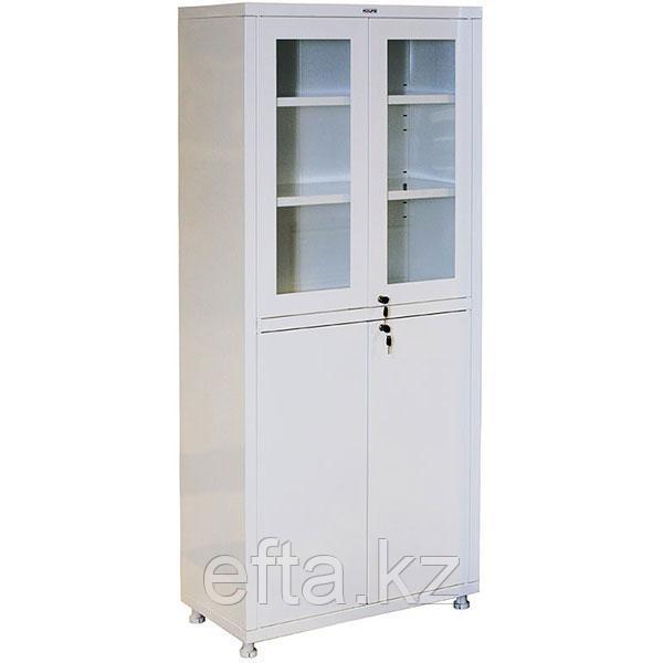 Шкаф медицинский для медикаментов с рамкой MD 2 1780 R Размеры: 1810х800х400 мм