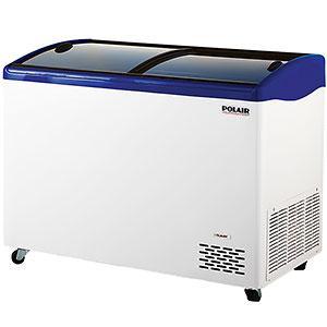Ларь морозильный POLAIR DF130SC-S