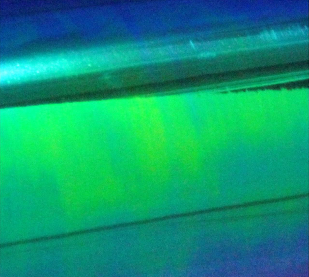 Пленка декор тонировочная (зеленая)  0,3*9