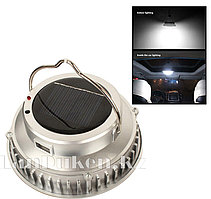Автономная светодиодная лампа на солнечной батарее USB Solar Zoom RY-T969-1