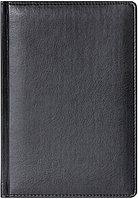 Ежедневник MEMORY A5, полудатированный, черный