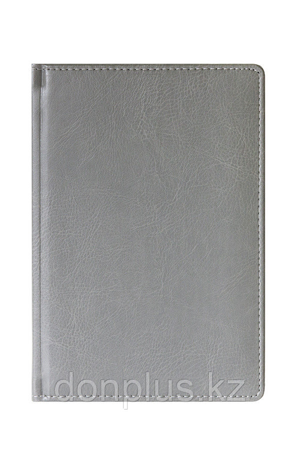 Ежедневник MEMORY A5, полудатированный, серый