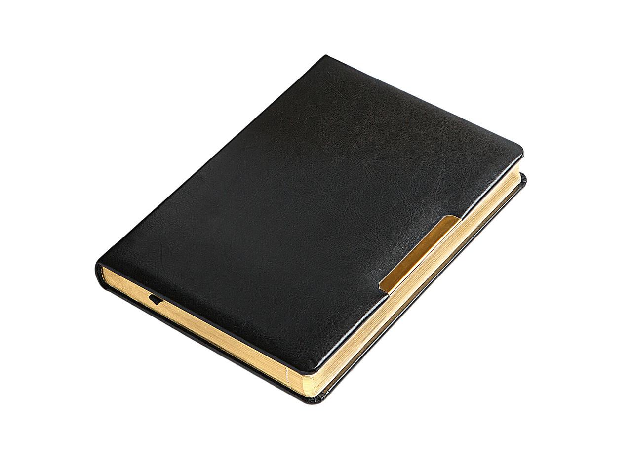 Датированный ежедневник SILVANO A5, черный