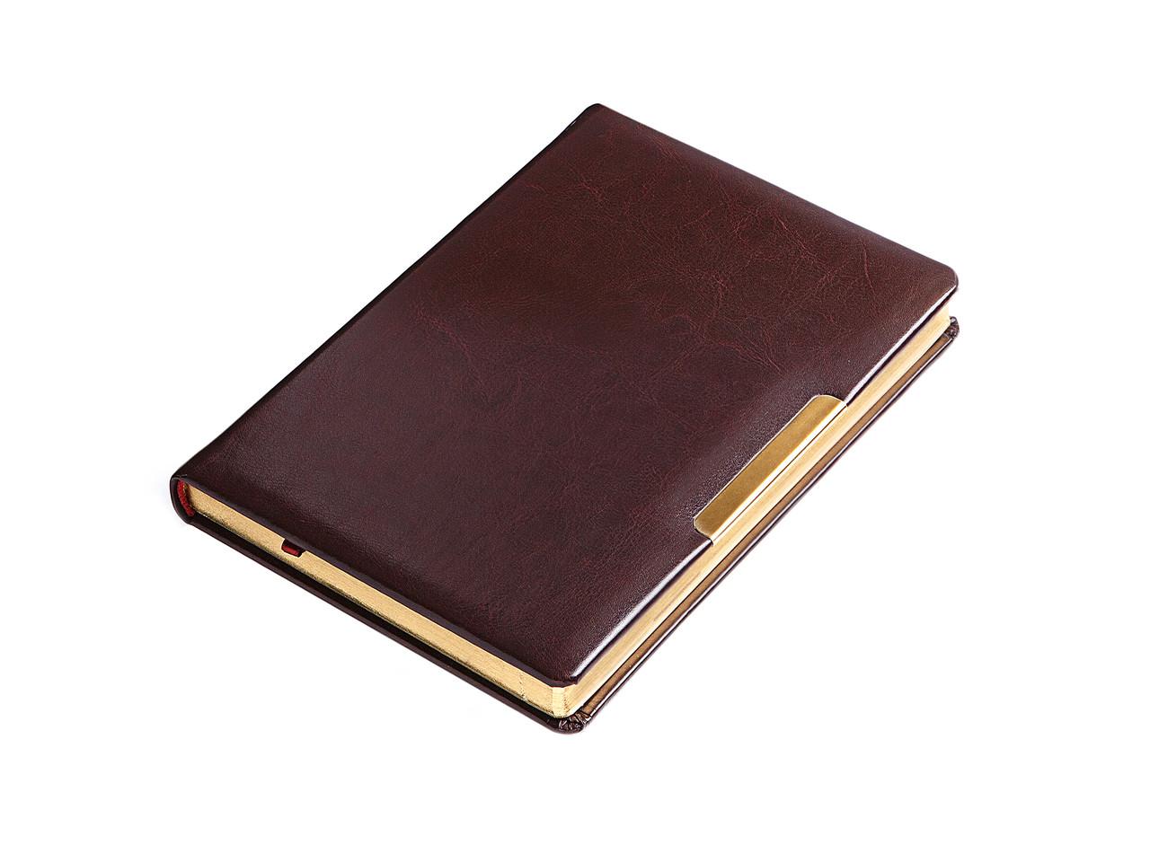 Датированный ежедневник SILVANO A5, бордо