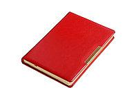 Датированный ежедневник SILVANO A5, красный