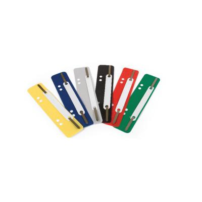 Вставка-скоросшиватель для регистратора, 25 шт/уп, серый